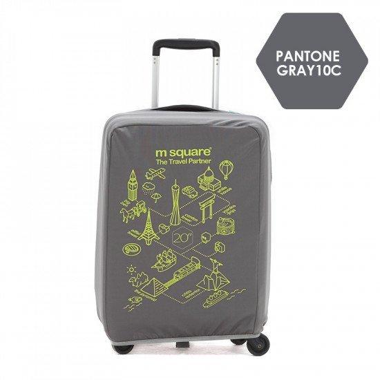 Чехол на чемодан авиационный mSquare