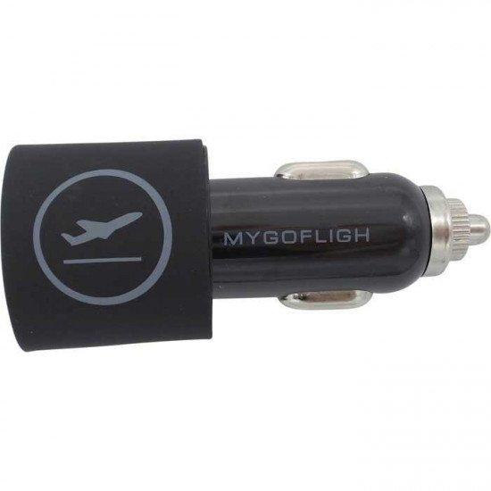 Бортовое зарядное устройство USB 12-28В RAPID CHARGER DUALMICRO MGF