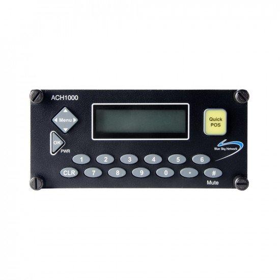 Блок управления связью и GPS Advanced Control Head (ACH1000)
