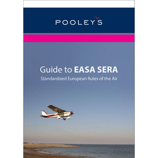 Книга авиационная Pooleys Guide to EASA SERA – Standardised European Rules of the Air