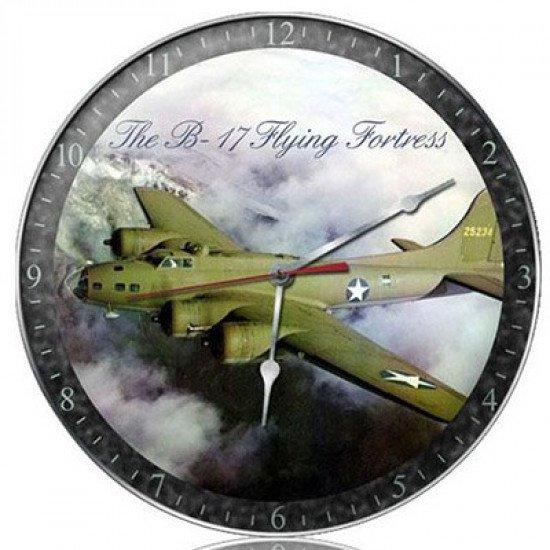 Часы настенные B-17 FOG