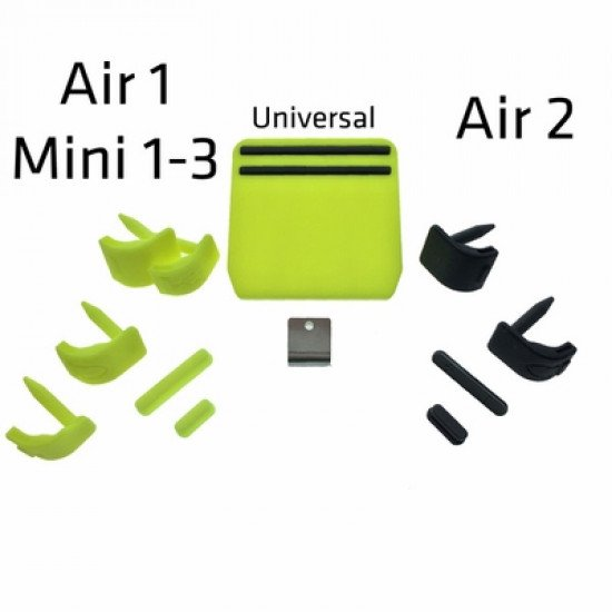 Button and Clip Parts